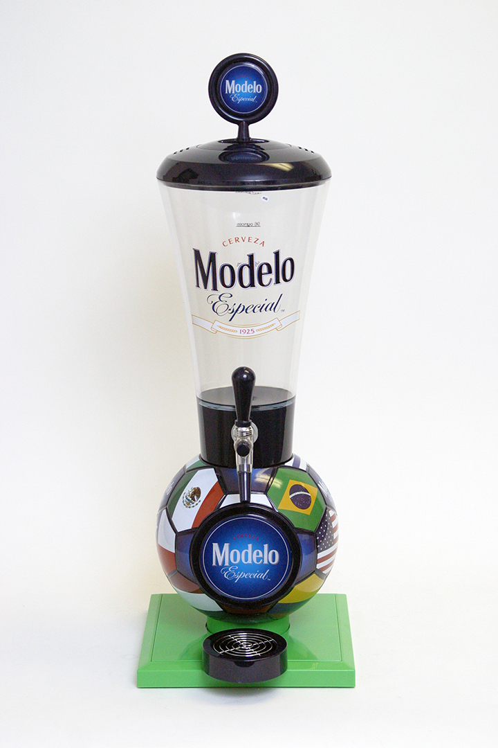 Beer Tubes and Constellation Brands Kick Up Fan Fun, Draft Beer Sales for Soccer Promotion